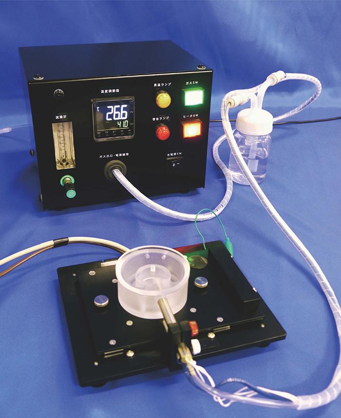 ガス温度調節装置 GTC-01